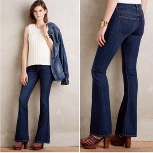 Current Elliott NWT | The Low Bell Flare Leg Jeans